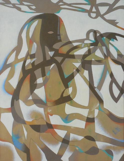 , 'Lucha con el ángel,' 2011-2014, Thomas Monahan Fine Art