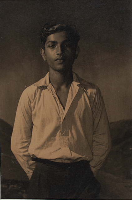 , 'Untitled ( Boy in White Shirt and Trouser),' ca. 1935, Jhaveri Contemporary