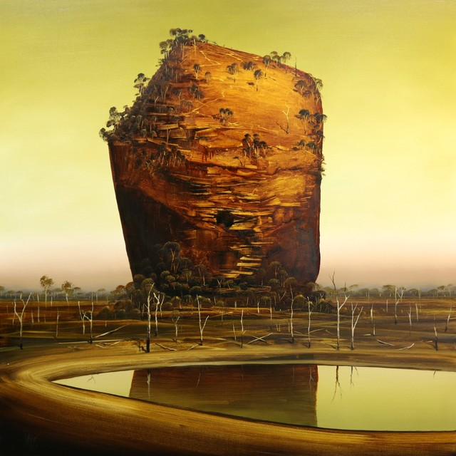 , 'Sky Pool,' 2018, Margaret River Art Gallery