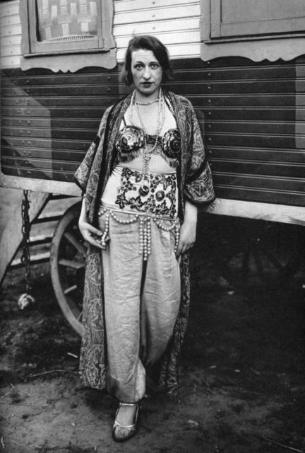 , 'Circus Artist,' 1921, The Halsted Gallery