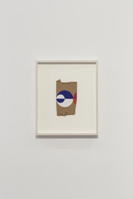 , 'Orden Discontinuo IV,' 2018, Travesia Cuatro
