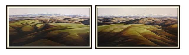 , 'Rugged Farmlands,' 2019, Black Door Gallery