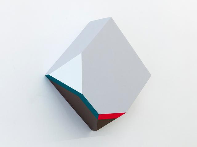 , 'Origami 1, #34,' 2015, River