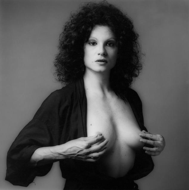 , 'Lisa Lyon,' 1982, ARoS Aarhus Art Museum