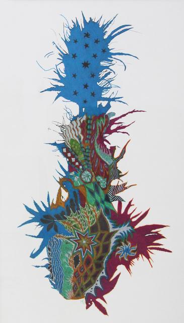George Mead Moore, 'SIN TITULO', 2015, Galería Quetzalli