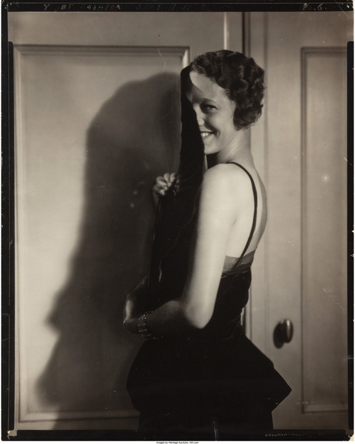 Edward Steichen, 'Gertrude Lawrence', 1929, Heritage Auctions