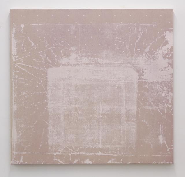 , '2 Bleaching Grounds,' 2016, Galerie Antoine Ertaskiran