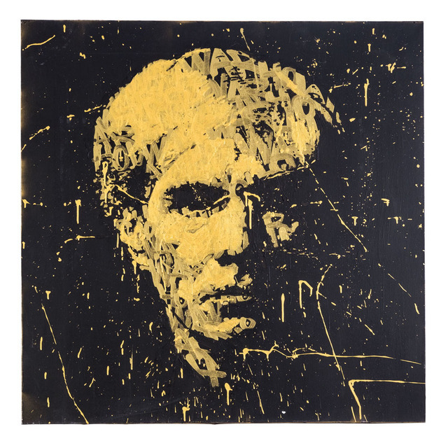 , 'Gold Andy Warhol ,' 2016, The Untitled Space