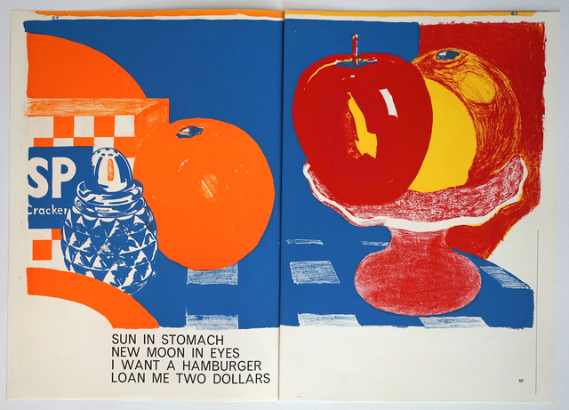 Tom Wesselmann, 'Still Life (from One Cent Life) ', 1964, Pascal Fine Art