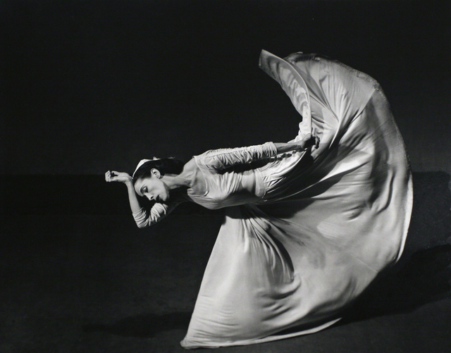 , 'Martha Graham, Letter to the World (Kick),' 1940, Bruce Silverstein Gallery