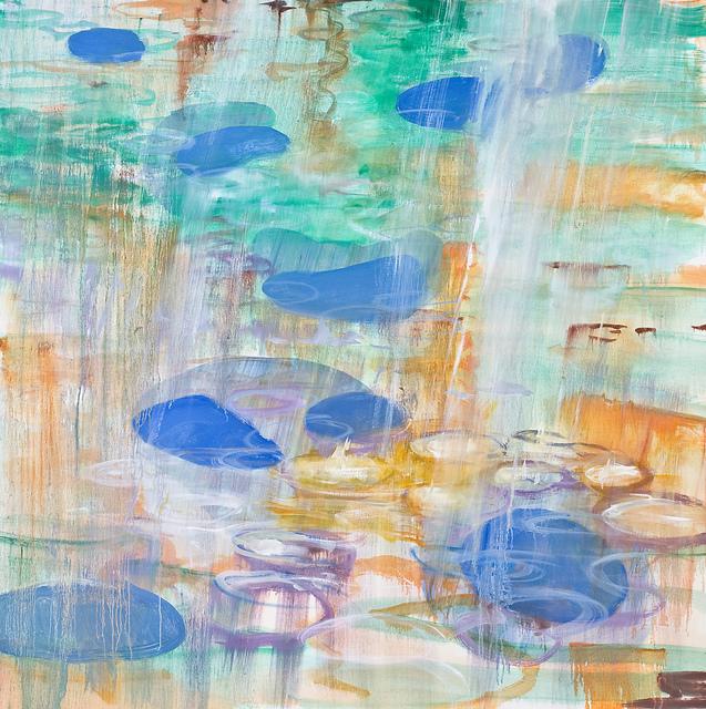 Michael Mazur, 'Bay Rain III', 2009, RYAN LEE