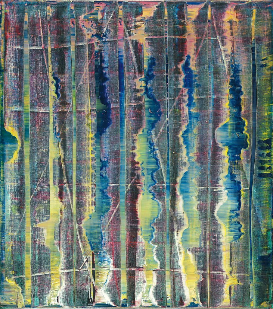 Abstraktes Bild 776-1