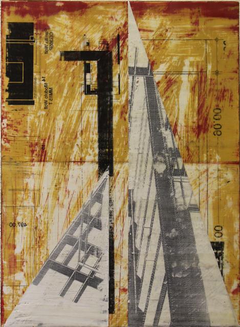 Ricardo Pinto, 'Progresion ', 2019, Galería Quetzalli