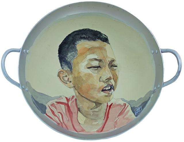 , 'Squint,' 2019, Vin Gallery