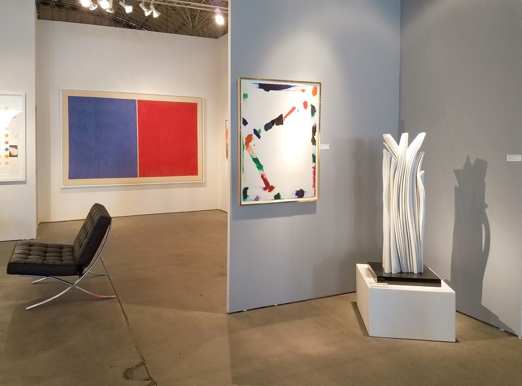 Installation view - EXPO CHICAGO 2017 | Booth 215