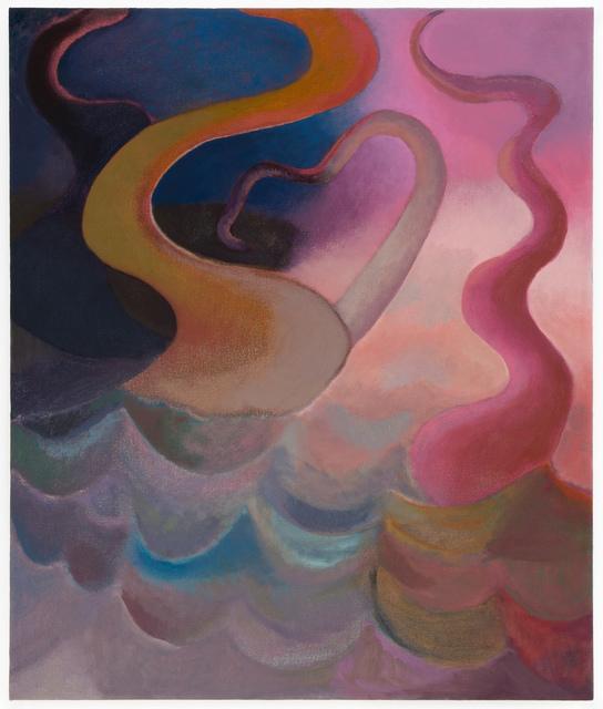 , 'Serpentine Waves,' 2018, Projet Pangée