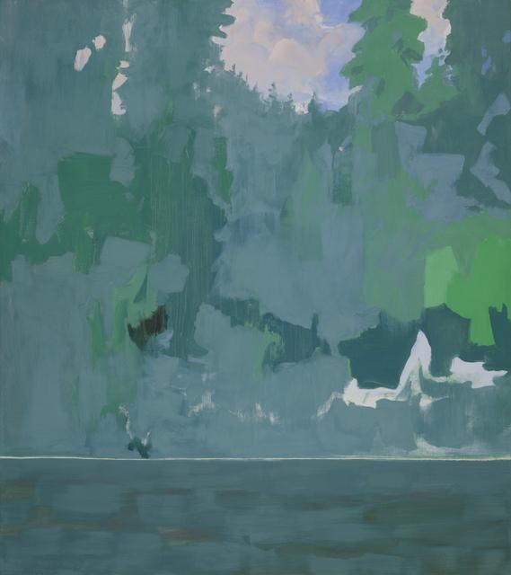 , 'Pond,' 2018, Tayloe Piggott Gallery