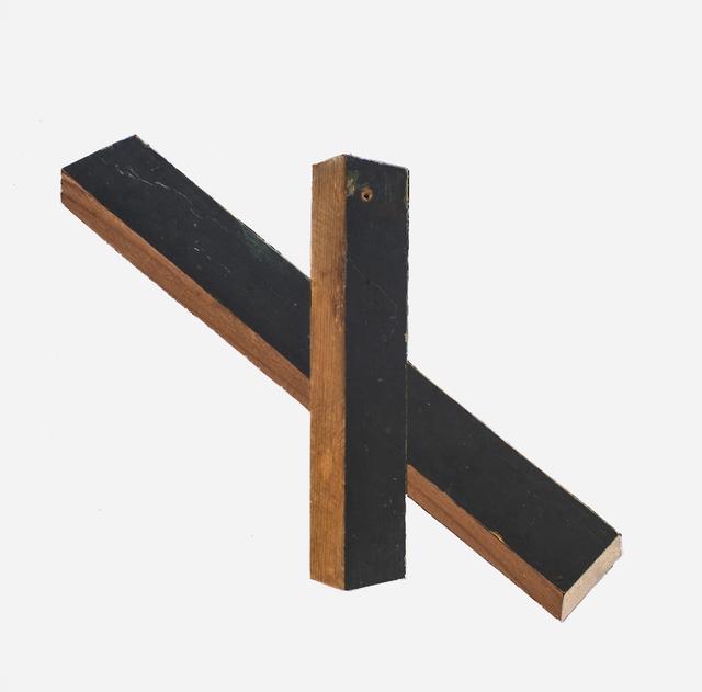 , 'X,' 2018, Joshua Tree Art Gallery