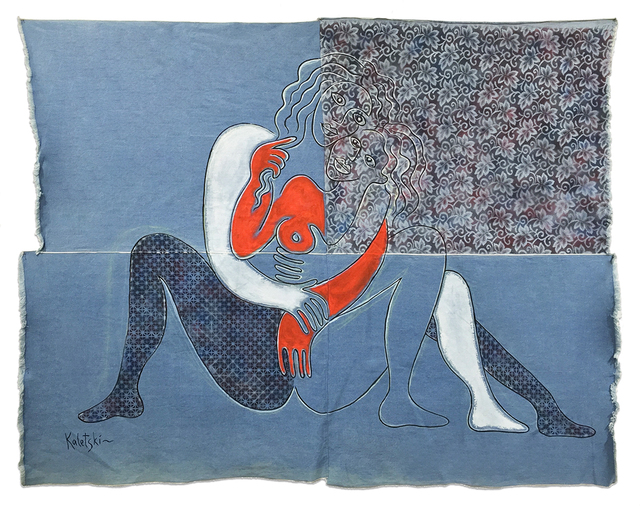 , 'Sisterhood,' 2013, Anna Zorina Gallery