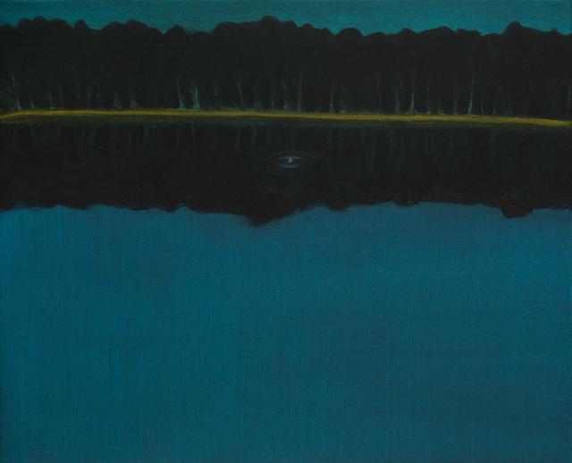 , 'Hi ha un bosc a l'horitzó,' 2017, Yiri Arts