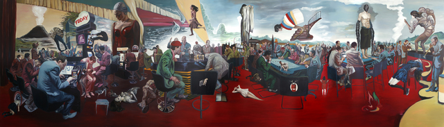 , 'Suvival and Destiny,' 2016, Arario Gallery