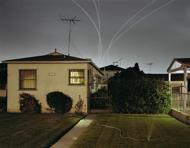 , 'Rosewood Ave, Landings LAX Runway 24L,' 2006, Kopeikin Gallery