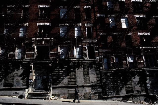 , 'East 100th Street, Spanish Harlem, NY ,' 1986, Galerie Bene Taschen
