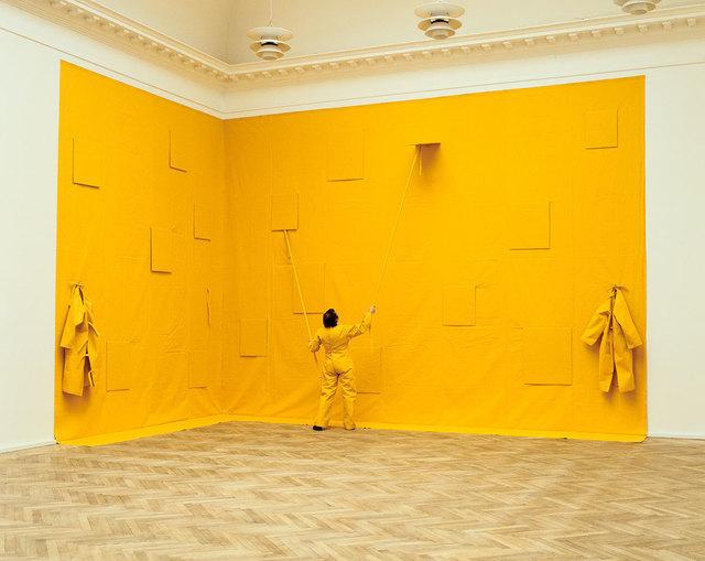 , 'Gelbmodellierung,' 1980-1981, Peter Freeman, Inc.