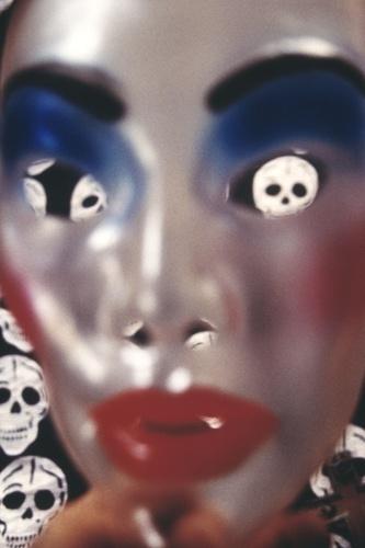 , 'The Final Project [Mask 1],' 1991-1992, Richard Saltoun