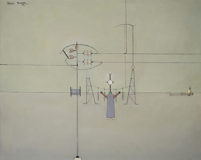 , 'The Engineers,' 1954, Charles Nodrum Gallery