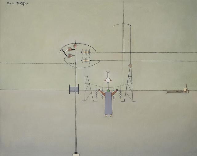 , 'The Engineers,' 1954, Charles Nodrum Gallery
