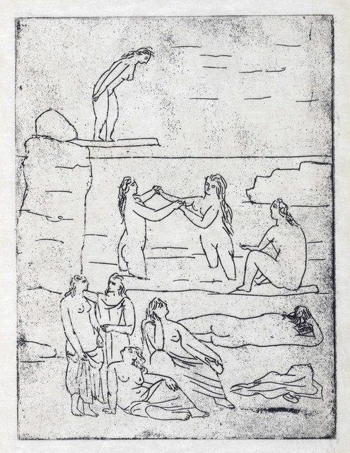 Pablo Picasso, 'Pierre Reverdy, Cravates de chanvre, éditions Nord-Sud, Paris, 1922', Christie's
