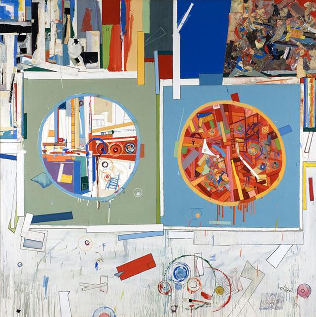 , 'Pedazos del Mundo #23,' 1962, Childs Gallery