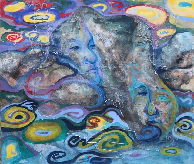 , 'Love Stone,' 2002, Space 776
