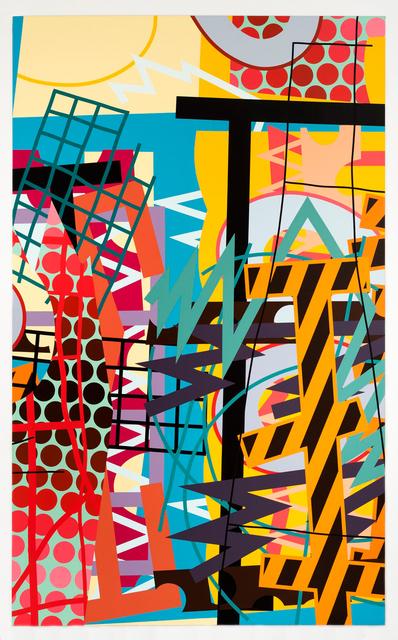 Steve McCallum, 'Leger's Ledger II', 1998, Allan Stone Projects