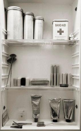 , 'Medicine Cabinet,' 2008, Weston Gallery