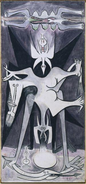 , 'Nativité,' 1947, Centre Pompidou