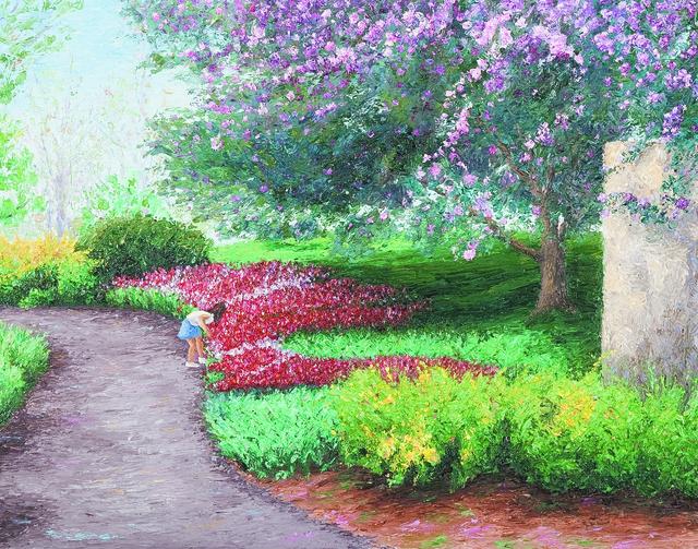 , 'Springtime Flowers,' 2008, ACS GALLERY