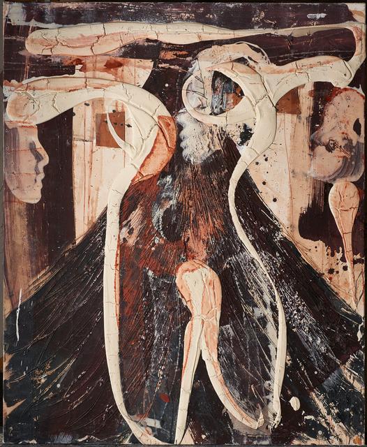 , 'Female figure in the middle,' 2012, Matthew Liu Fine Arts