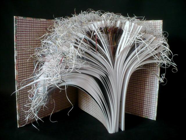 , 'books21GreenSpine,' 2007-2015, Carter Burden Gallery