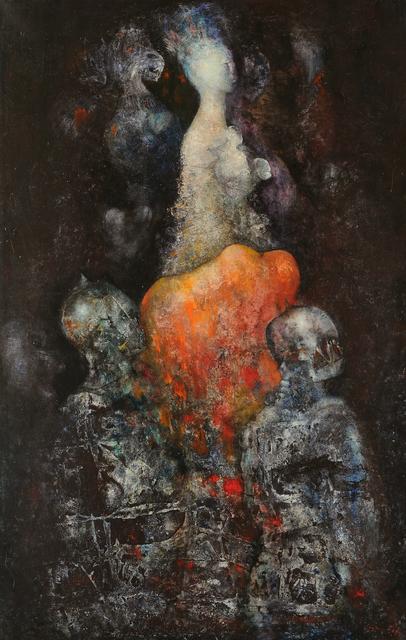 Leonor Fini, 'La victime est reine (The Victim Is Queen)', 1963, Weinstein Gallery