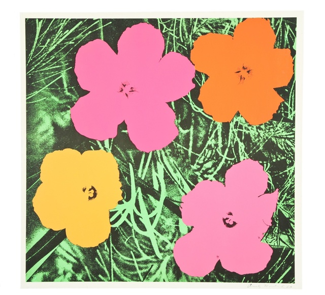 Andy Warhol, 'Flowers (Feldman & Schellmann II.6)', 1964, Forum Auctions