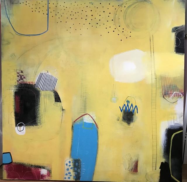 , 'Playhouse 1986,' 2018, Dab Art