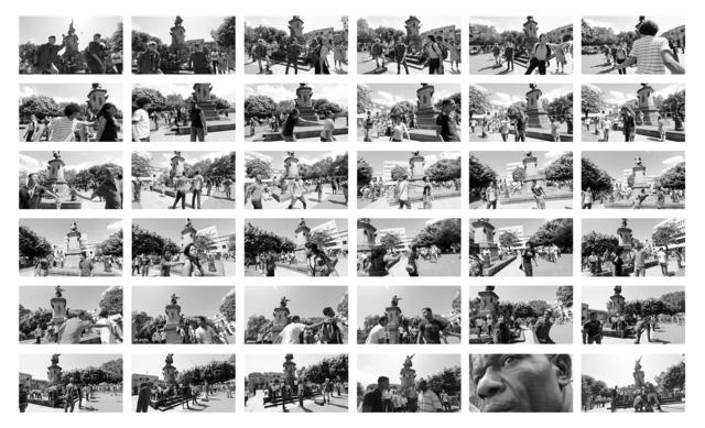 , 'Del blanco al negro,' 2013, Galería Alterna
