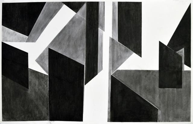 Kathleen Hammett, '07-17', 2017, The Bonfoey Gallery