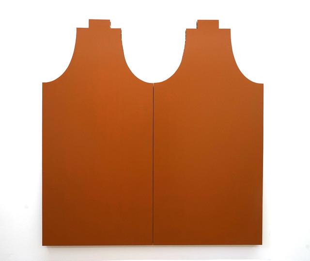 , 'DHH,' 2014, Galerie Britta von Rettberg