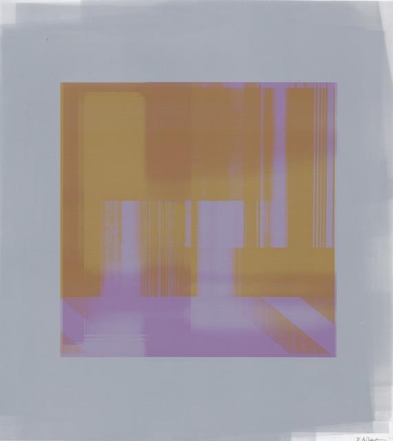 Patty deGrandpre, 'Passing Through', 2018, Fountain Street