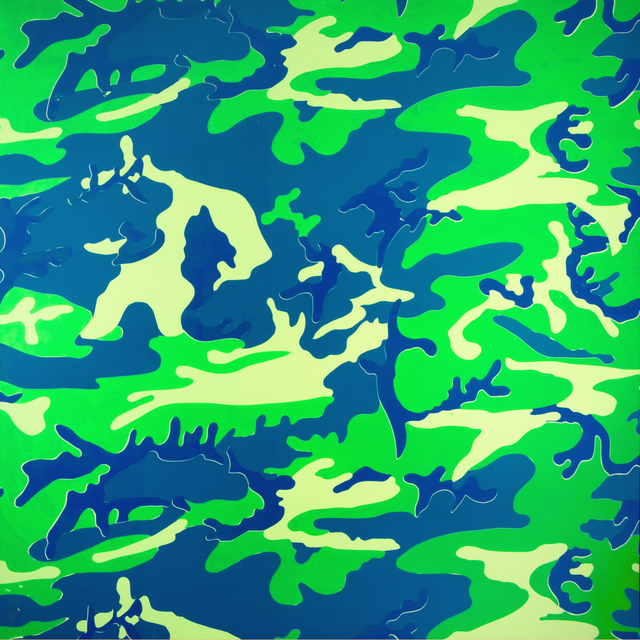 , 'Camouflage (Trial Proof),' 1987, Collectors Contemporary