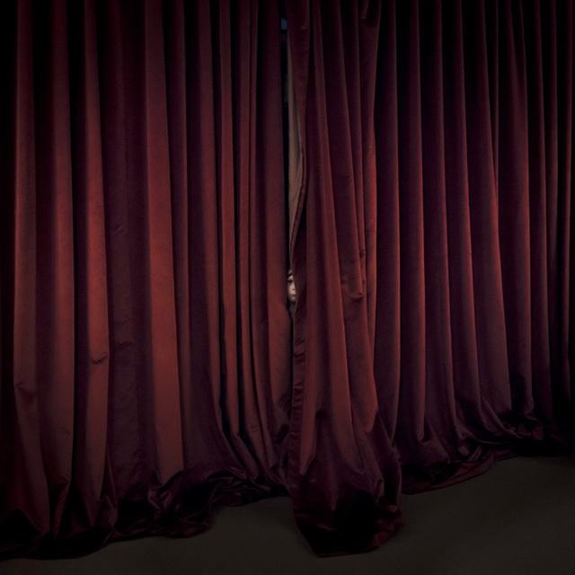 , 'Red Curtains, Dartmoor, England,' 2017, Robert Mann Gallery
