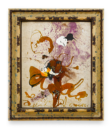Julian Schnabel, 'Mi Vida es Una Cumbre de Mentiras,' 1994, Sotheby's: Contemporary Art Day Auction